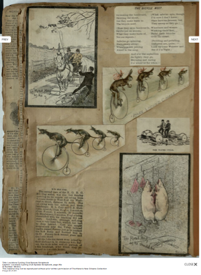 Louisiana Cycling Club Spokes Scrapbook, accession 98-62-L, Williams Research Center, The Historic New Orleans Collection