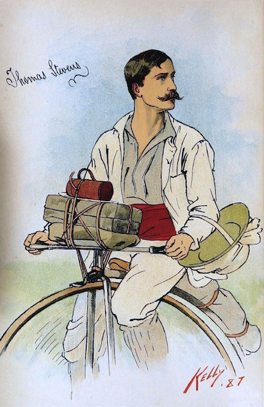 Thomas_Stevens_bicycle